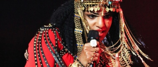 M.I.A. Is Facing Some 'Super' Legal Troubles