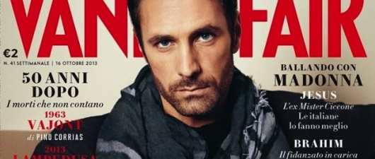 Raoul Bova Denies Being Gay (GuySpy Italiano!)