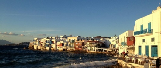 The Other Side Of Mykonos – Part One