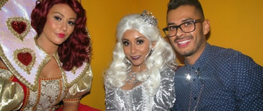Jorge Gallegos Goes To The Shore: The Snooki And Jwoww Interview
