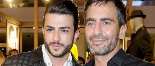 Marc Jacobs And Harry Louis Split And Photograph The 'Event'