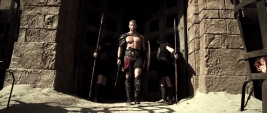 Watch A Shirtless Kellan Lutz In 'Hercules: The Legend Begins' Trailer