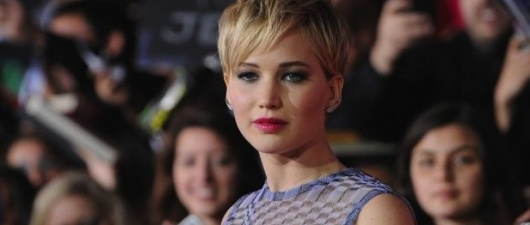 Jennifer Lawrence Screams Back! And It's No Game