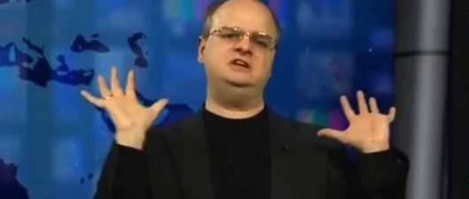 Gay Fathers 'Lust' for Baby, Says Gordon Klingenschmitt