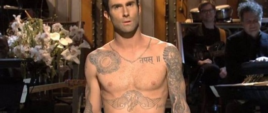 Is Adam Levine The Sexiest Man Alive?