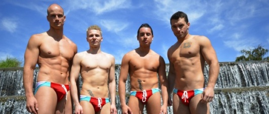 Mr Gay World 2014 Goes To Rome (GuySpy Italiano!)