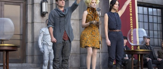 Is 'Hunger Games: Catching Fire' Hot Or Not? Jay Catterson Reviews