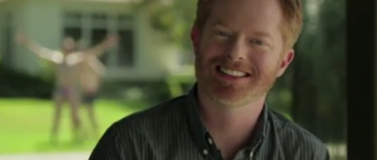 WATCH: George Takei And Jesse Tyler Ferguson In The 'Gay Bachelor'