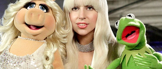 Catch A Sneak Peek Of Lady Gaga's Muppet Holiday Special