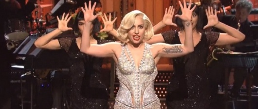 Did Lady Gaga Earn Our 'Applause' On Last Night's 'SNL'?