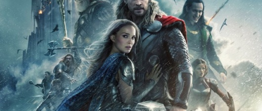 Does 'Thor: The Dark Word' Theal Your Thunder Or Dithapoint? Jay Catterson Reviews