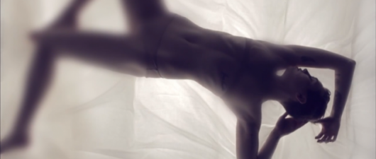 Miley Cyrus Eats Bedsheets In 'Adore You' (EyeSpy)