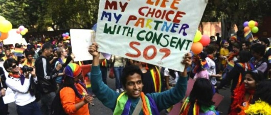 Why India's Gay Community Is In Shock (BBC News)