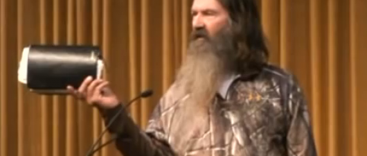 'Duck Dynasty' Star's Vitriolic Attack Against Gays On Video