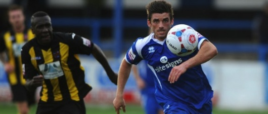 Gainsborough Trinity Star Liam Davis Comes Out As Gay