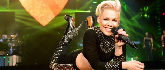 GuySpy Gives It Away: P!nk The Truth About Love Tour