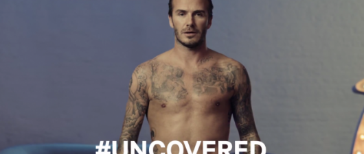 David Beckham: #COVERED Or #UNCOVERED?