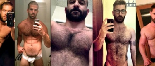 Top 51 Sexy Beard Selfies!