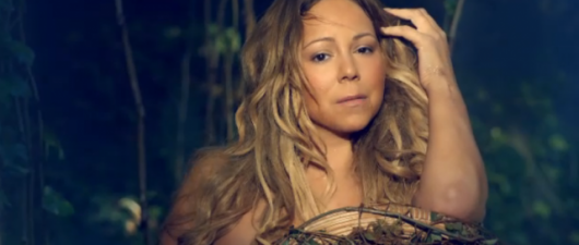 "Watch Mariah Carey's Midsummer Night Dream For ""You're Mine"""