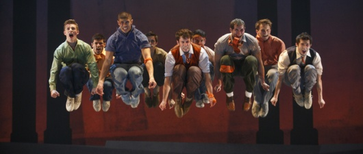 The Hunks Of The New ´West Side Story´ Tour
