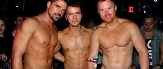 Seth Fornea Twerking At NYC Spunk Party (Video)