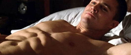 Naked stephen amell