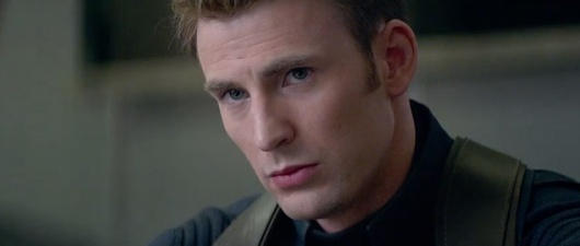 Captain America- Chris Evans is OUR hero.
