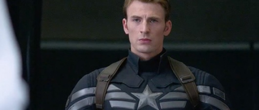 Captain America: The Winter Soldier, GuySpy Review