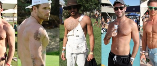 Top 21 Hottest Guys At Coachella