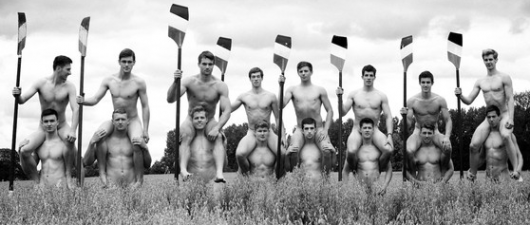 Naked Warwick Rowers Continue Epic Tease Campaign