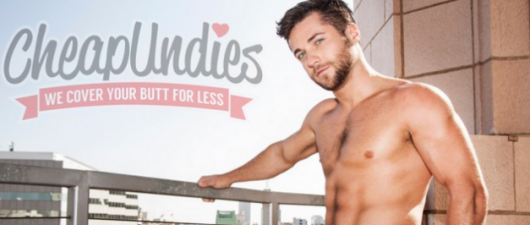 Colby Melvin Grows A Beard, Dances With Semi-Boner For CheapUndies