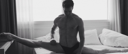 NYC Theater Star Mark MacKillop Strips Down For Sexy 'Rm. XIV' Selfie Book