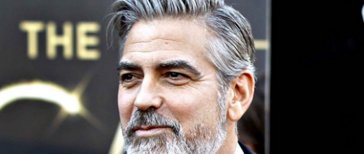 That Time George Clooney Photographed His Penis For Roseanne