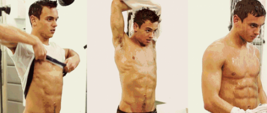 10 Reasons Tom Daley Is Totally Adorable!