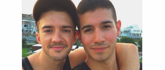 Blake Skjellerup Engaged To Boyfriend Saul Carrasco (PHOTO)