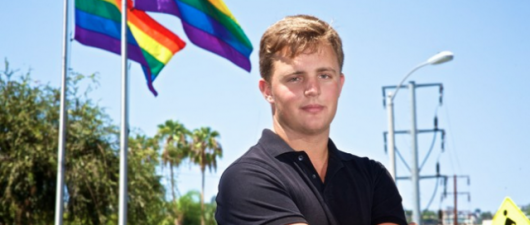 James Duke Mason Gives Us Hope For Young LGBT People, Runs For Political Office