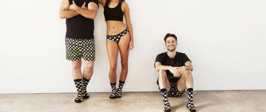 Happy Socks: Happy, Happy, Joy, Joy For Happy Socks Underwear