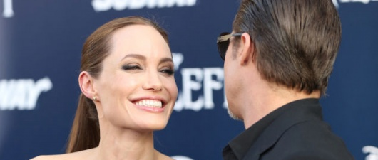 Holy Crap Brad Pitt and Angelina Jolie Got Married