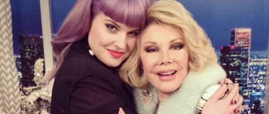 Joan Rivers' A-List Send-Off Continues As Celebs Describe Her Funeral!