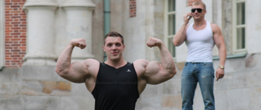 Gay Fitness: Here's The Ultimate Bicep Pump!