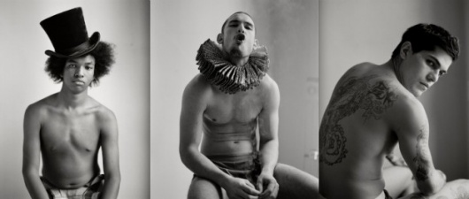 David Armstrong: The Stunning Male Portraits Are Remembered