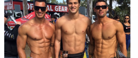 Firefighters: Sexy Australian Firemen Are Here For You!