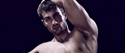 Garcon Model's Instagram Gets Graphic