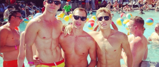 Gay Days: The 9 Hottest Pics From Anaheim Gay Days!