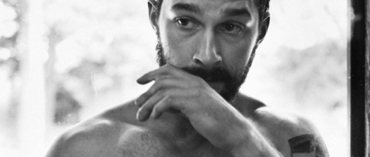 Shia LeBeouf Gets Naked And We've Got The Pics!