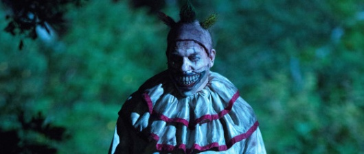 Twisty: Meet The Man Behind The Clown On 'American Horror Story: Freak Show'