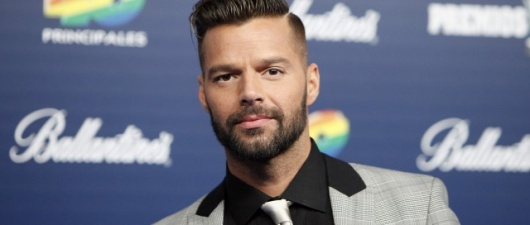 Ricky Martin: Can You See His Erection?