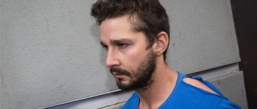 Shia Lebeouf Was 'Seduced' By The 'Sexiest Man I've Ever Seen'
