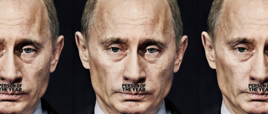 Putin: Advocate Magazine Names Putin Person Of The Year
