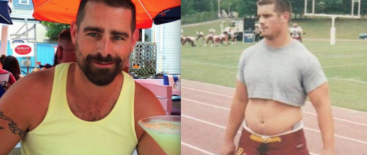 Brian Sims, Gay State Rep, Posts Deliciously Beefy TBT!